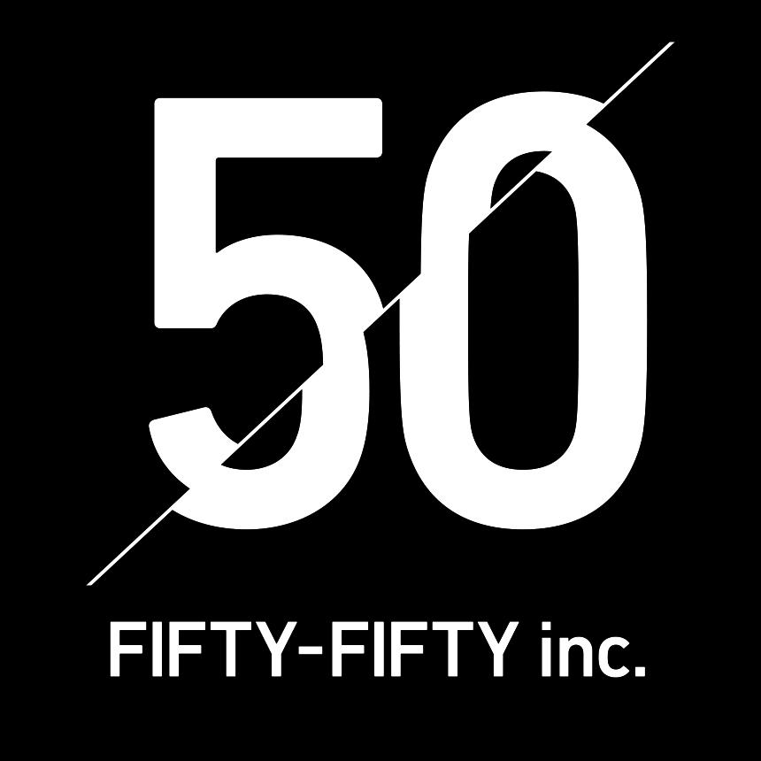 FIFTY-FIFTY inc. OFFICIAL SITE